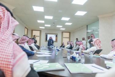 تنفيذاً لمبادرة وتوجيه سمو أمير المنطقة ..غرفة القصيم تدشن البرنامج التدريبي للشباب والشابات (مشروع توطين وظائف المولات بالمنطقة)